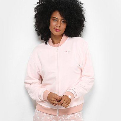 Jaqueta Puma Athletic Bomber Jacket Feminina