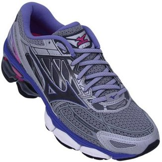 6fcbf6026f01f Tênis Mizuno Wave Creation 19 Feminino