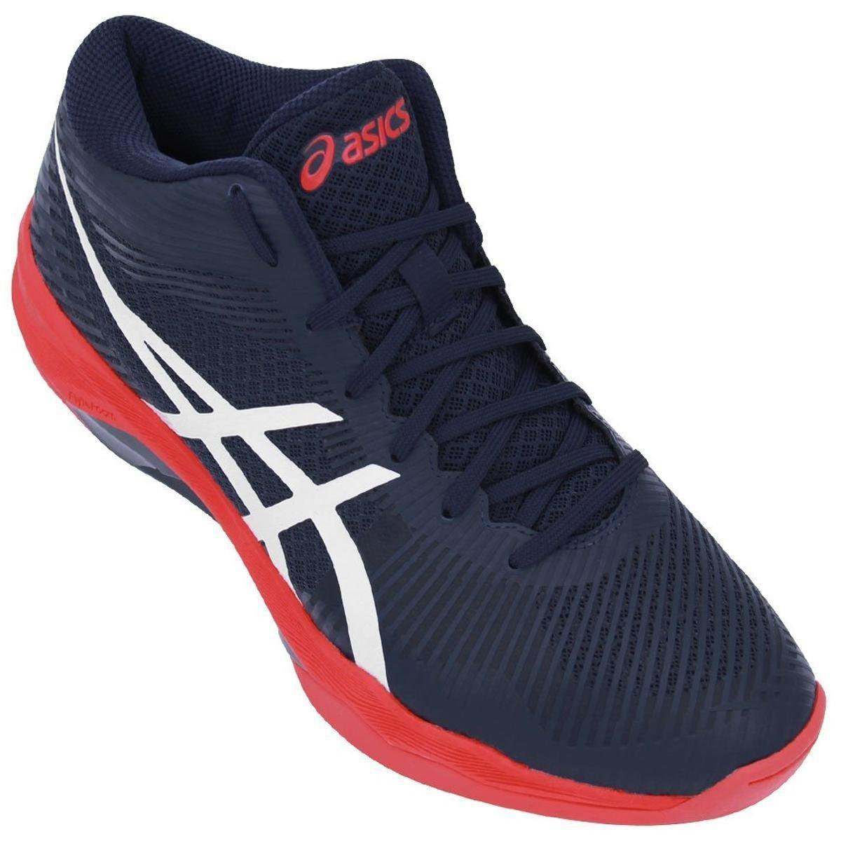 05488b3b1ab Tênis Asics Gel-Volley Elite FF MT Masculino