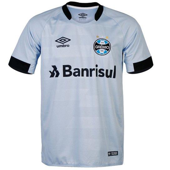 Camisa Umbro Masculina Grêmio Oficial II 2017 Fan Torcedor - Compre ... 01910865989a9