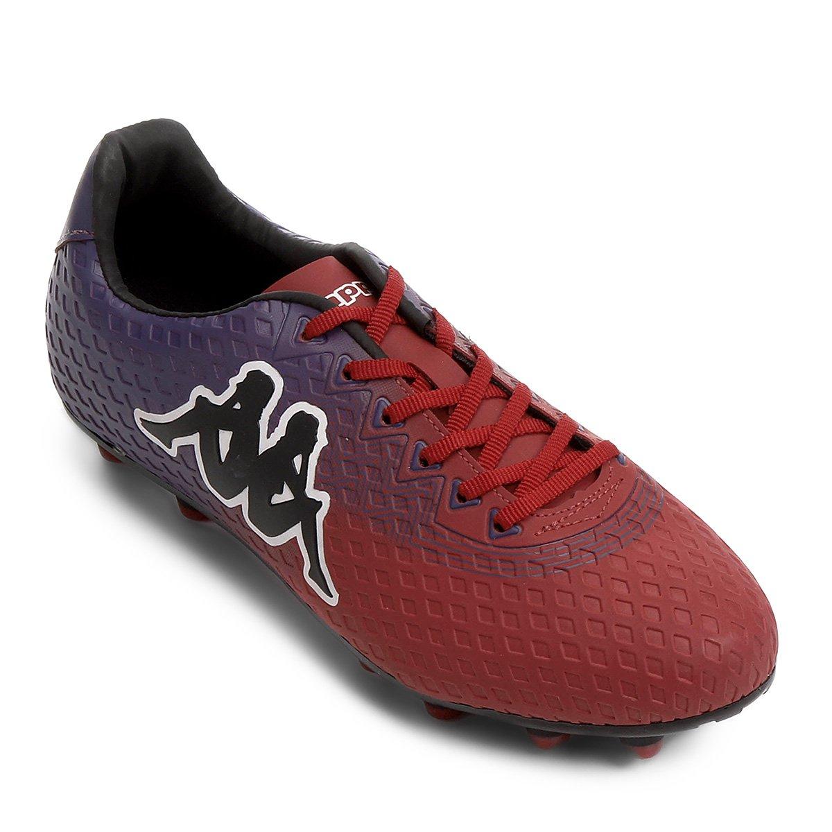 e3e1c7bbf4 FornecedorNetshoes. Chuteira Campo Kappa Reno