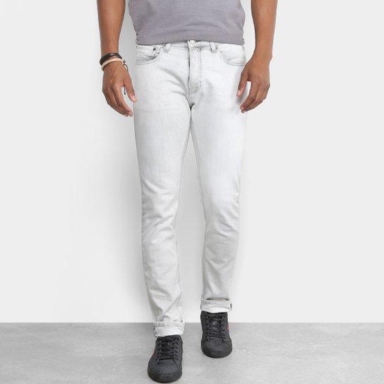 Calça Jeans Slim Calvin Klein Masculina - Azul Claro - Compre Agora ... 6517280367