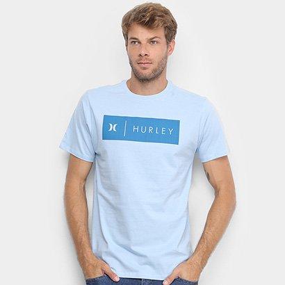 Camiseta Hurley Shocked Irregular Masculina