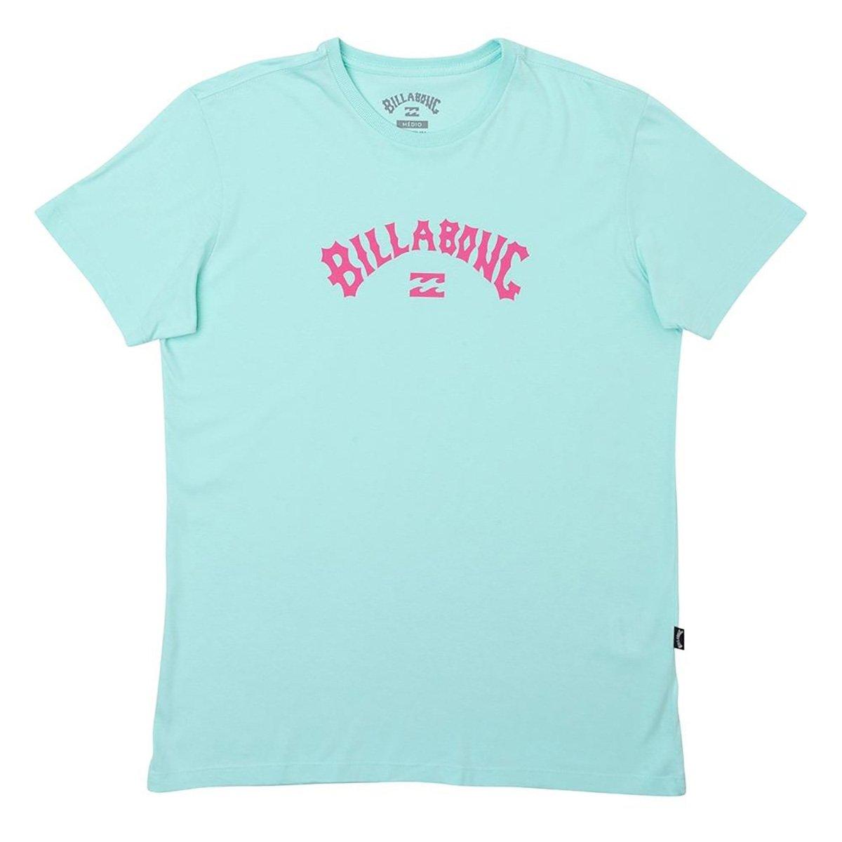 Camiseta Billabong Arch Wave Masculina