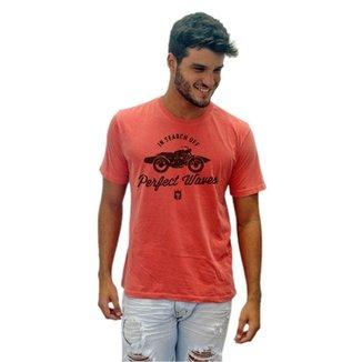 b089305f12 Camiseta Estonada Perfect Waves Moto