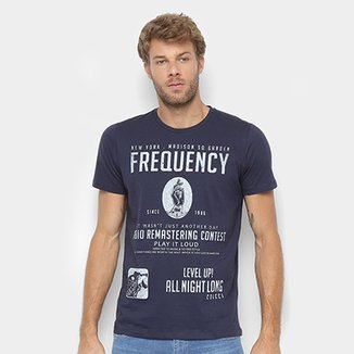 Camisetas Colcci Masculinas - Melhores Preços  4ec1e2f11db