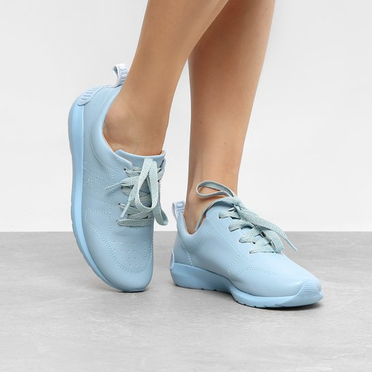 6660871fd Tênis Petite Jolie Jogging Winnie Feminino - Azul Claro - Compre ...