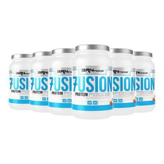 Kit 6x Fusion Protein Foods 900g - BRNFOODS