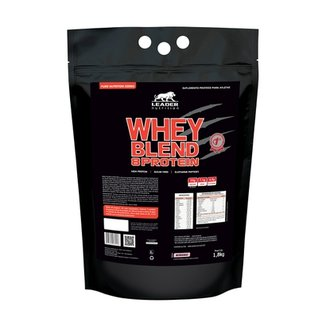 Time Release Whey Blend 8 Protein - Leader Nutriti 4bbccec550d