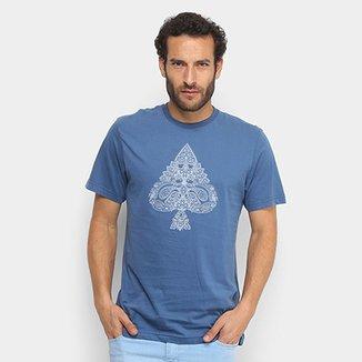 Camiseta MCD Paisley Masculina 21faf84036c