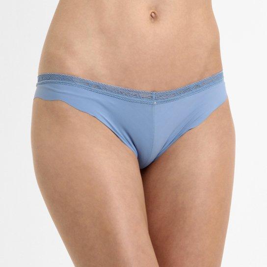 93a00a2d4 Calcinha Tanga Liz Renda - Azul Claro - Compre Agora