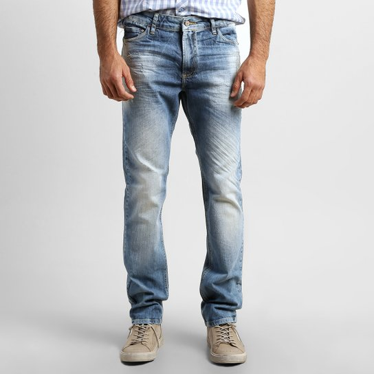 Calça Jeans Carrera Confort - Compre Agora  cafda8c5a1469