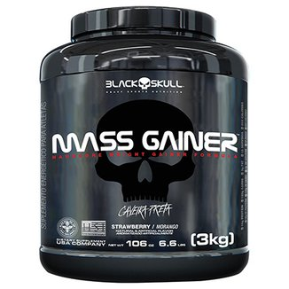Mass Gainer 6.6 Lbs - Black Skull