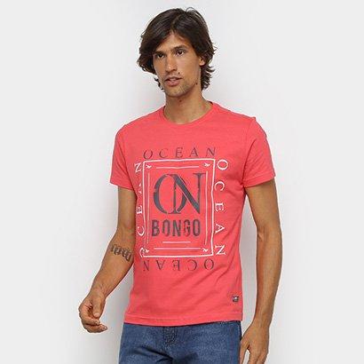 Camiseta Onbongo Ocean Masculina