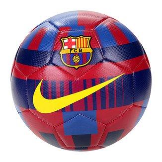 c1fb617439881 Bola de Futebol Campo Barcelona Nike Prestige