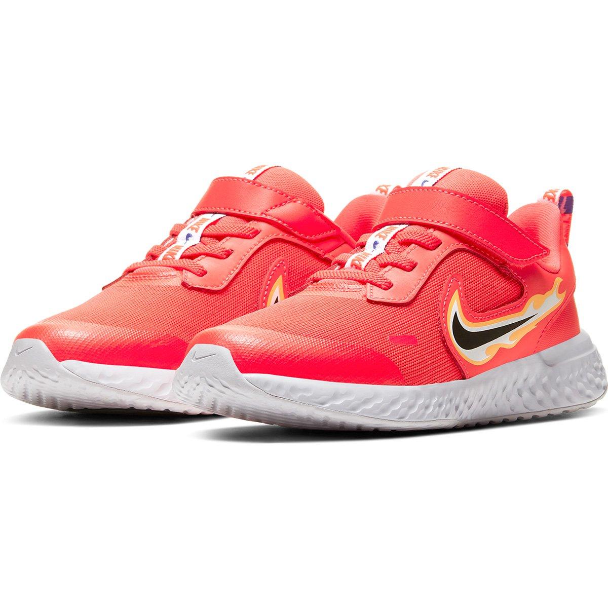 Tênis Infantil Nike Revolution 5 Fire