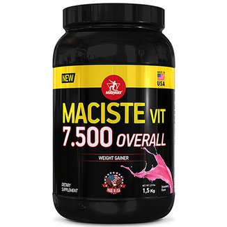 Hipercalórico Maciste Vit Overall 7500 1,5 kg - Midway