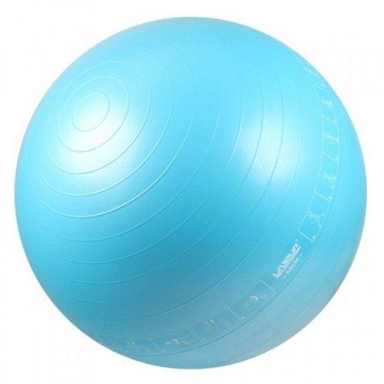 Bola de Pilates e Yoga LiveUp Suica 65 cm - Azul Claro - Compre ... f26aad45b5d18