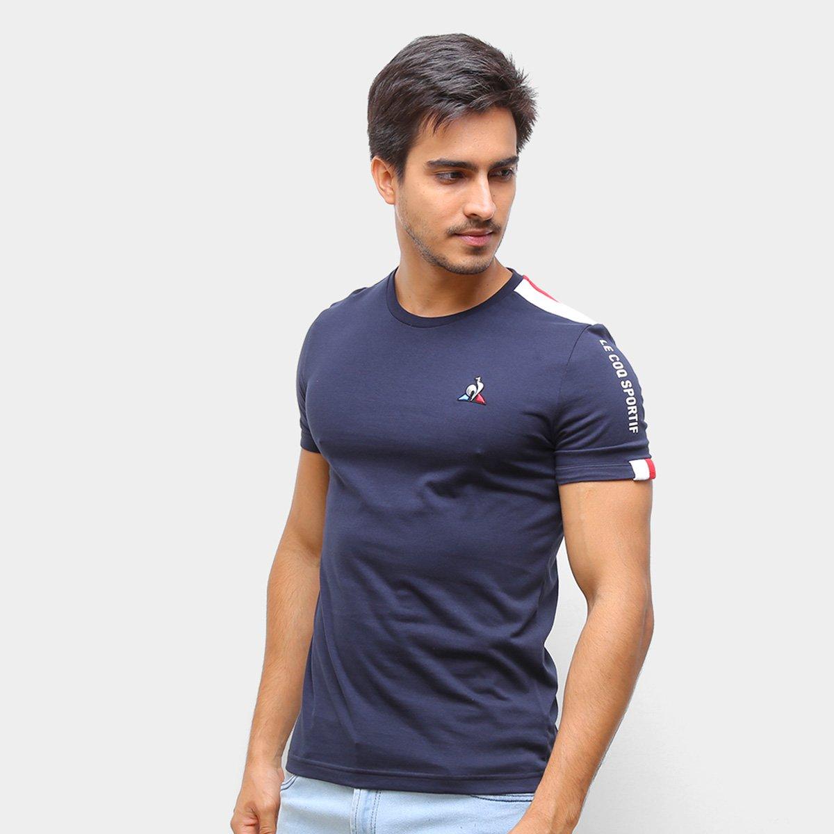 Camiseta Le Coq Tri Saison N.3 Masculina