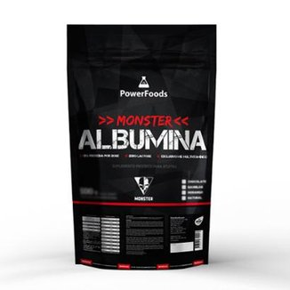 Monster Albumina - 500g - PowerFoods