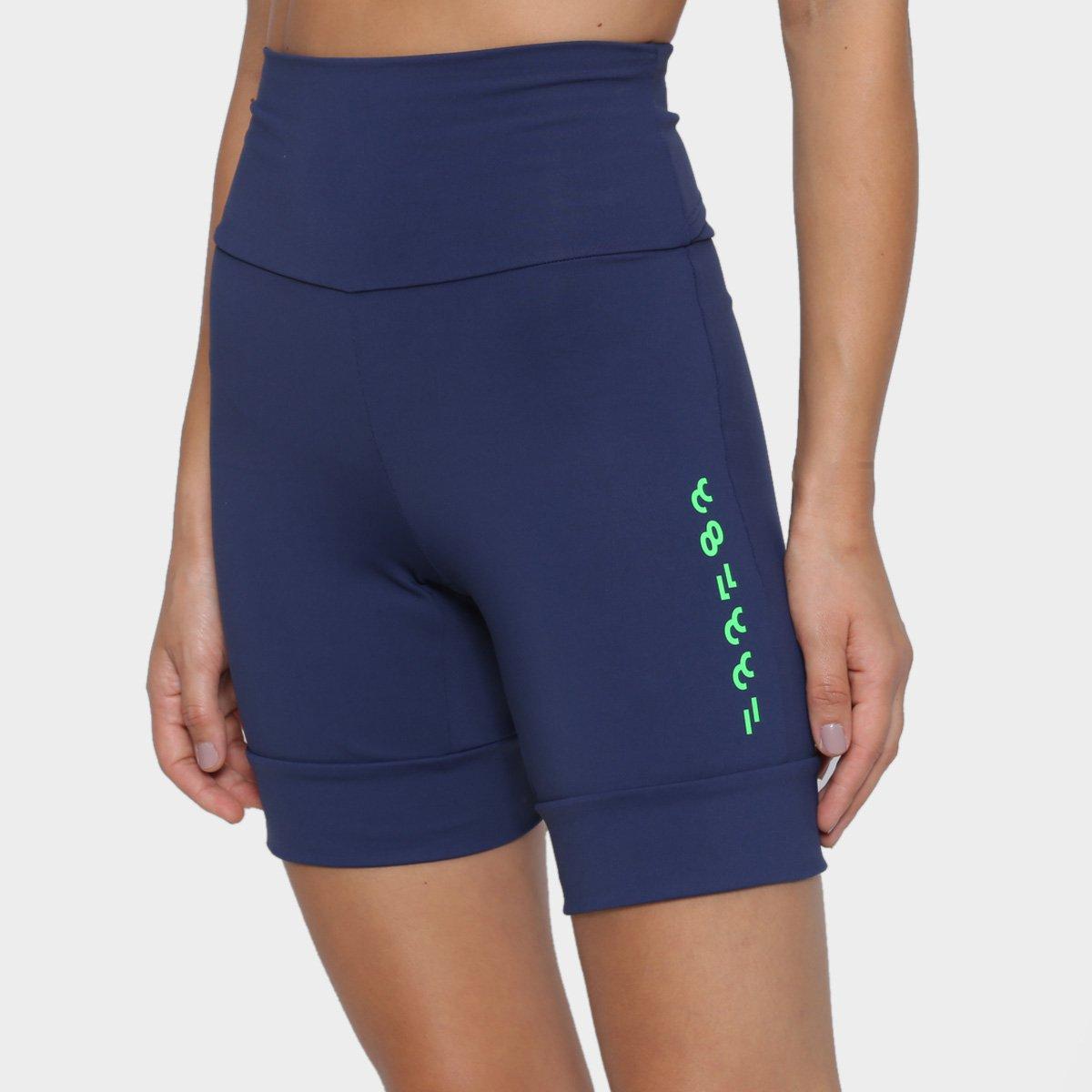 Short Colcci Fitness Feminino