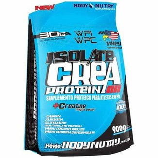 Isolate Crea Protein - Refil 900G - Bodynutry