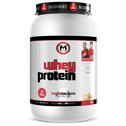Whey Protein Team Nogueira 900g
