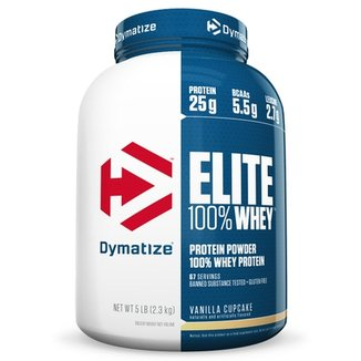 2W Elite Whey - Dymatize - 5Lbs 0331a753de