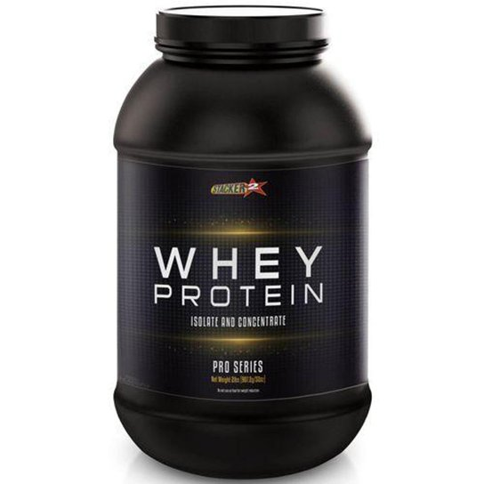 c57ca1afc Whey Protein Isolado e Concentrado - 907g Creamy Vanilla - Stacker2 ...