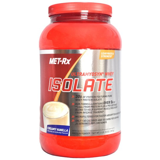 290439c83 Whey Isolate 2 Lbs - Met-Rx - Compre Agora