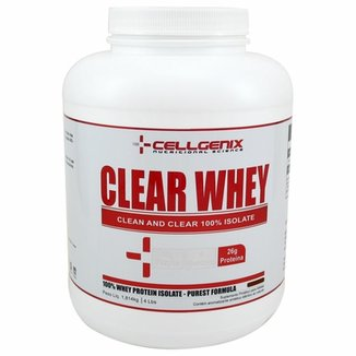 Clear Whey 100% Isolate 1,814Kg