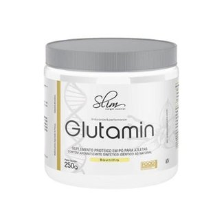 Glutamina Slim Weight Control  250G Baunilha