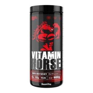 b7c26450d3 Whey 100% Iso - 900g Baunilha - Vitamin Horse