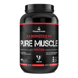 Monster Pure Muscle Protein - 907g - PowerFoods