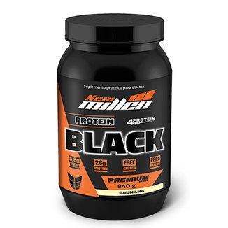 c4e6d04c2 Protein Black 4W New Millen 840g