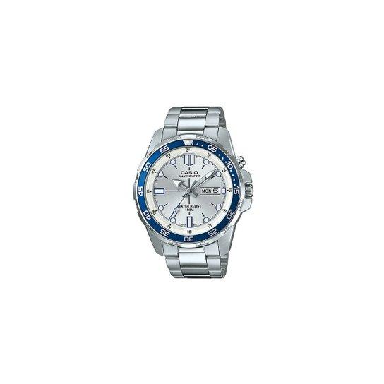 a62546df9fb Relógio Casio Mtp-1079Zd-7A1Vdf - Compre Agora