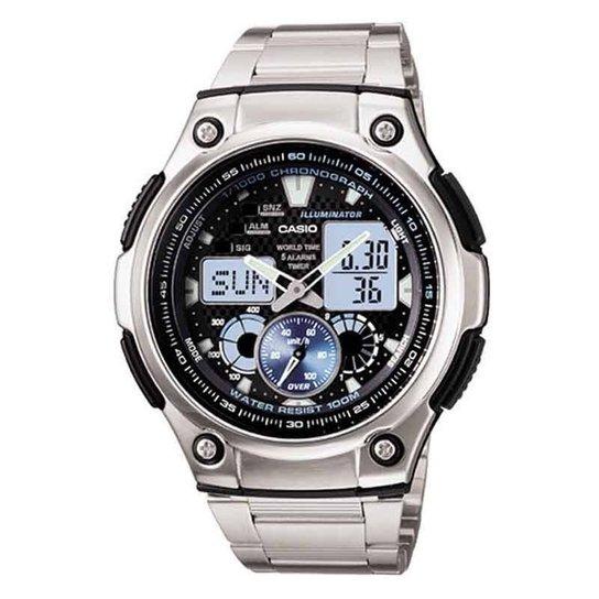 5e91b9bfd0a Relógio Casio Aq-190Wd-1Avdf - Compre Agora