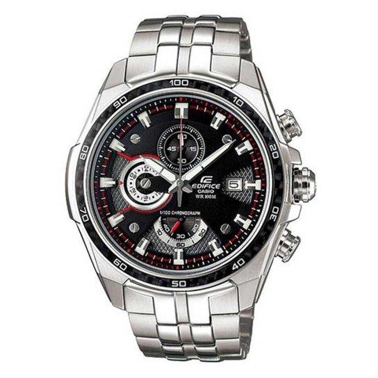 59ab86c7383 Relógio Casio Edifice EF-565D-1AV 43mm - Compre Agora