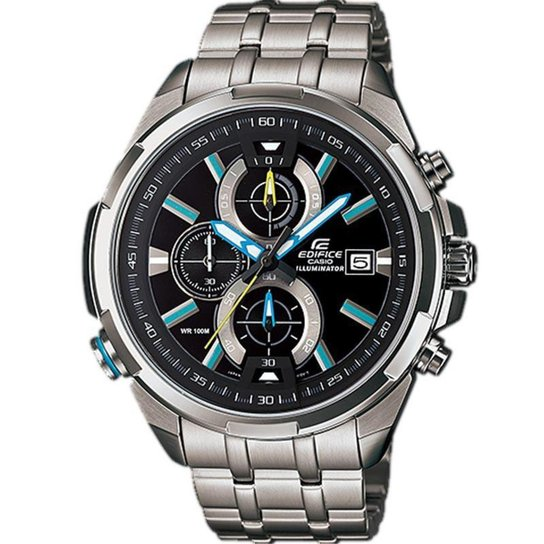 fe7a31b2f92 Relógio Casio Edifice EFR-536ZD-1A2 44mm - Compre Agora