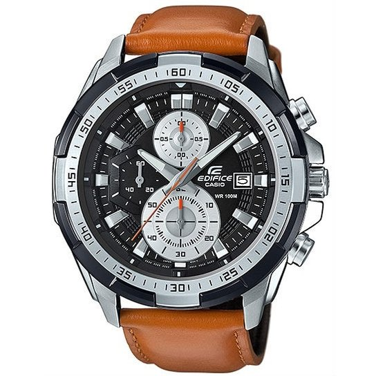 7fe519230f4 Relógio Casio Edifice Masculino EFR-539L-1BVUDF - Compre Agora ...