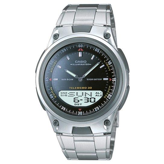 3bc7f438f61 Relógio AnaDigi Casio AW-80D-1AVDF - Compre Agora