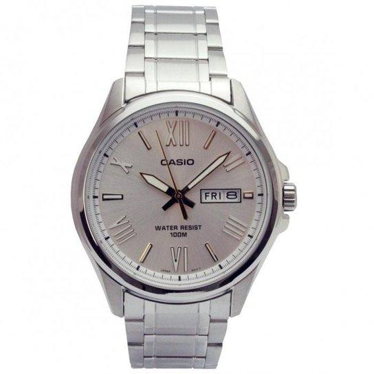 86894027a41 Relógio Casio MTP-1377ZD-7AVDF - Compre Agora