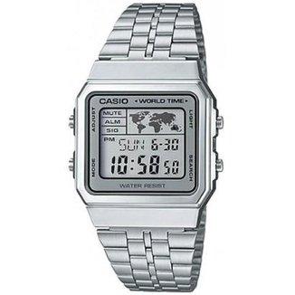 1b2b7efd7df Relógio Casio Vintage A500WA-7DF