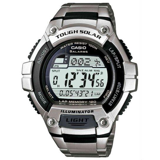 f29a2e6e805 Relógio Casio Masculino Tough Solar W-S220D-1AVDF - Compre Agora ...