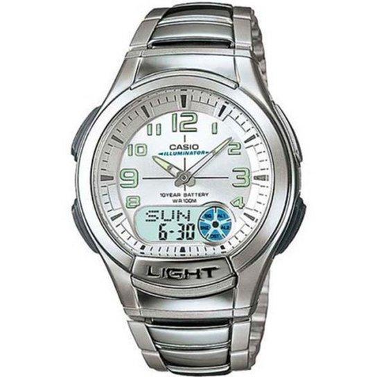 79008c70c79 Relógio Masculino Casio Analogico Digital Esportivo - Compre Agora ...