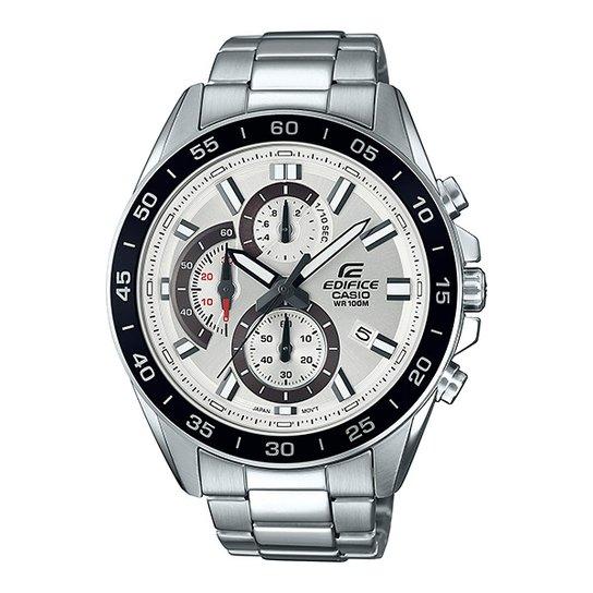 5315dfdd23a Relógio Casio Efv-550d-7avudf Masculino - Prata - Compre Agora ...