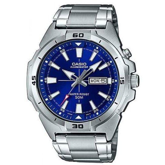 fc4e159c4 Relógio Casio Mtp-E203d-2avdf-Br Masculino - Prata | Netshoes