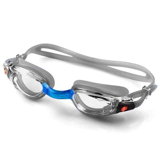 Óculos De Natação Gold Sports Spy - Prata - Compre Agora   Netshoes af4fbf19b2