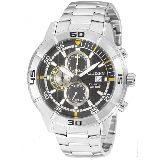 84f7408153b Relógio Citizen Masculino Gents TZ30955Y - Compre Agora
