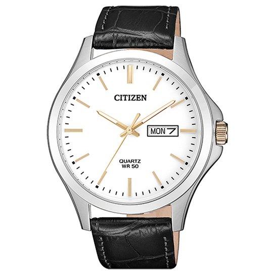 d96eefbbe8d Relógio Citizen Analógico TZ20822B Masculino - Prata - Compre Agora ...